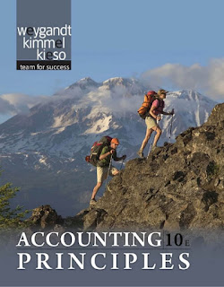 Accounting Principles 10th Edition : Jerry J. Weygandt, Paul D. Kimmel, Donald E. Kieso Download Free Accounting Book