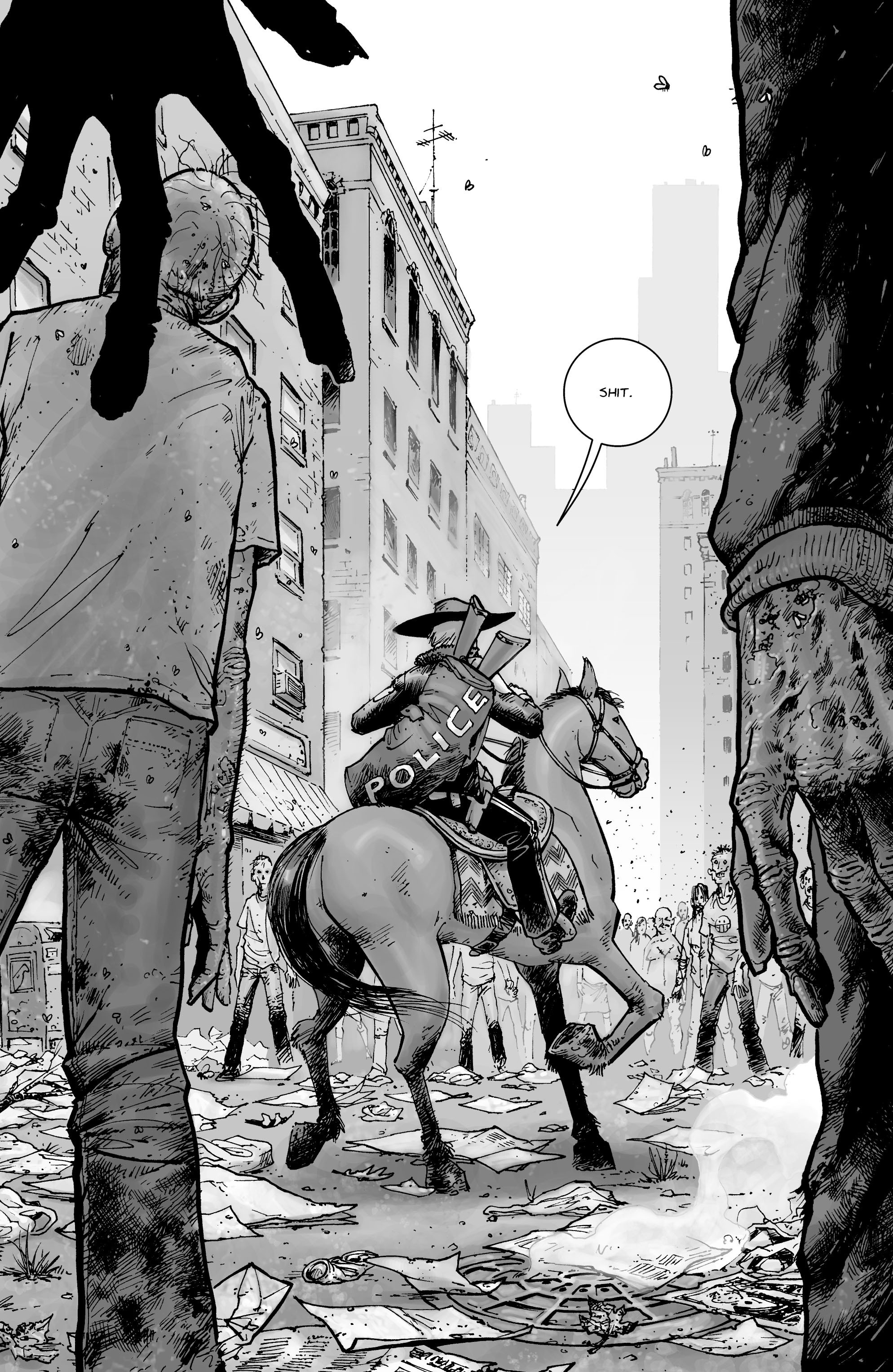 The Walking Dead issue 2 - Page 12
