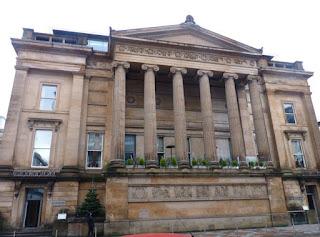 Centro de Glasgow.