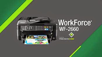 epson workforce wf-2660 manual