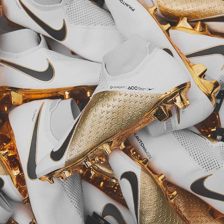 Edición especial Nike Phantom Gold Fútbol Emotion