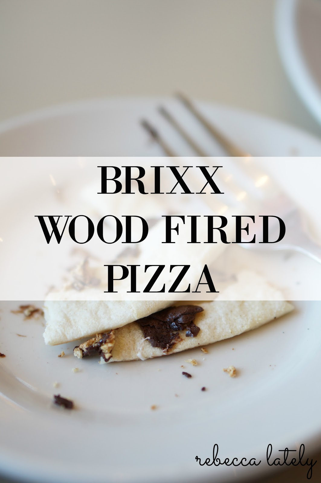 Rebecca Lately Brixx Wood Fired Pizza Cary Parkside