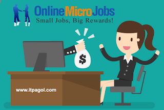 Make Money Online By Doing Micro Jobs