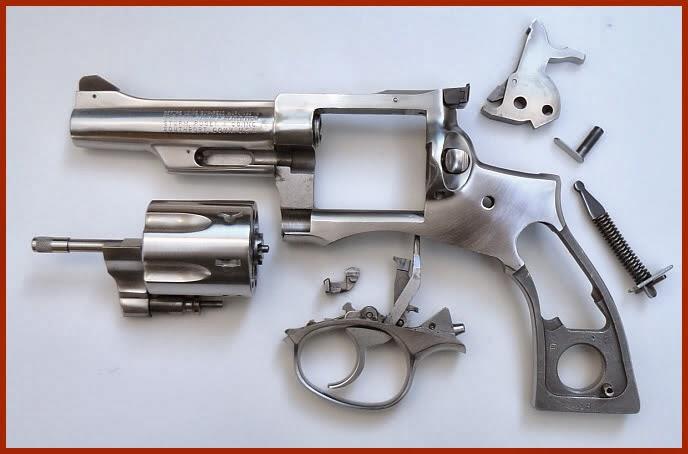 Tincanbandit S Gunsmithing Ruger S 1st Double Action