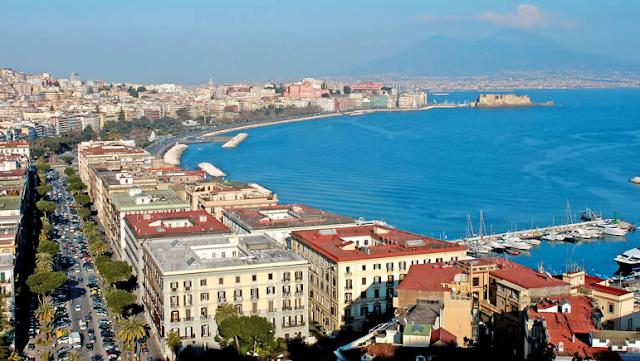Roteiro de viagem na Costa Amalfitana