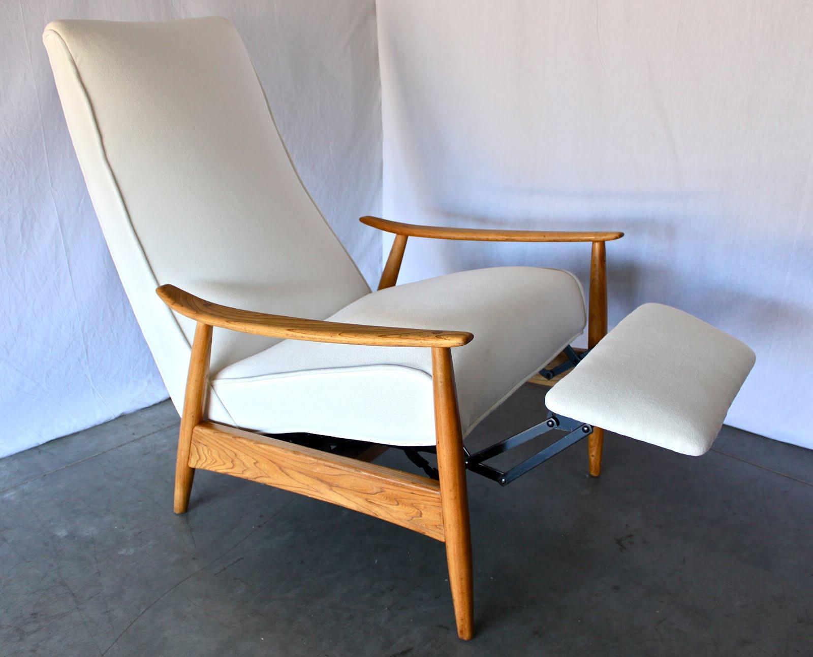 Modernhaus Shop Updates Milo Baughman Recliner Moroccan