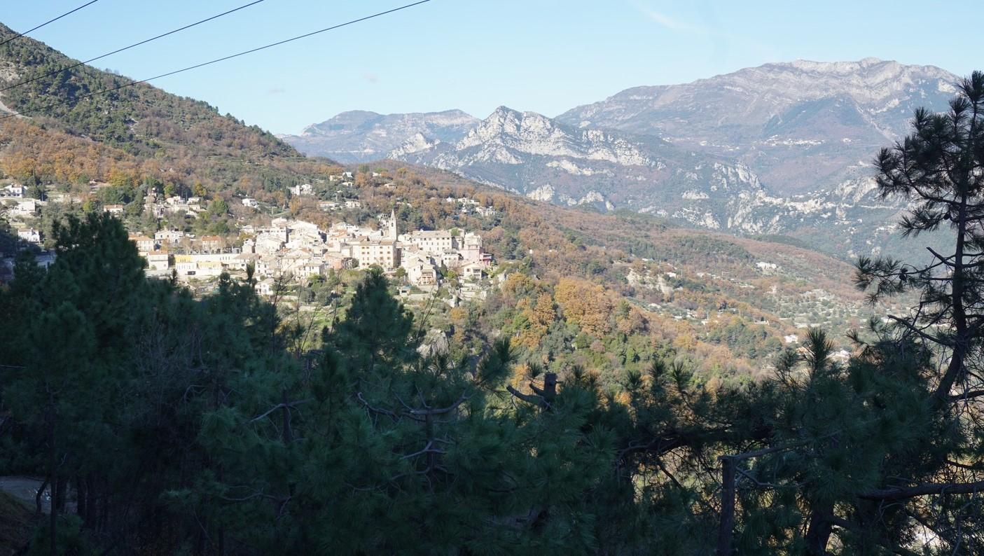 Broc Village