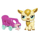 Littlest Pet Shop Collectible Pets Goat (#1316) Pet
