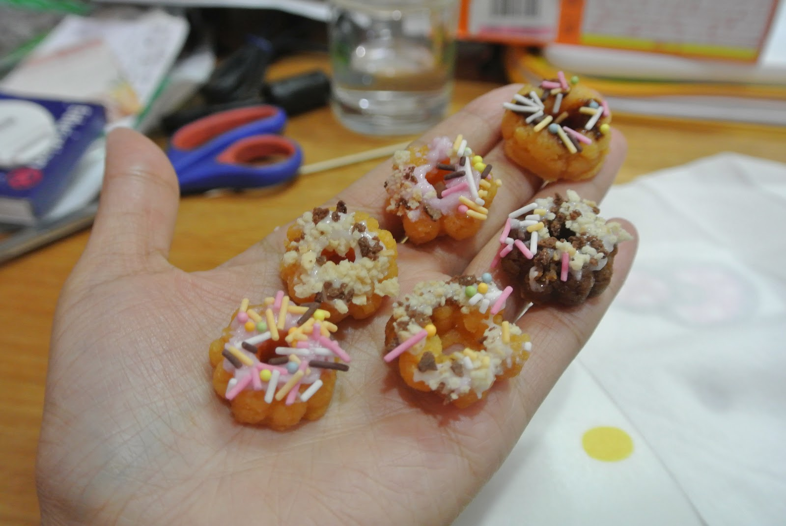 popin cookin donuts - HD 1600×1071