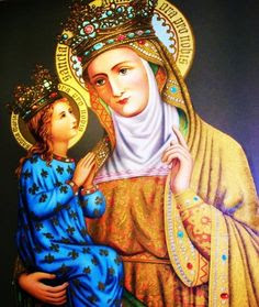 St. Anne with Mary