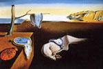 La persistencia de la memoria o Los relojes blandos, una de las obras más representativas de Dalí