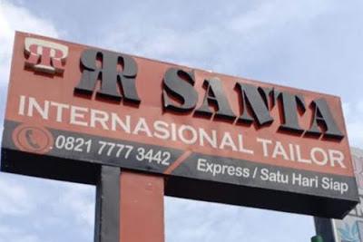 Lowongan RR Santa Internasional Tailor Pekanbaru November 2018
