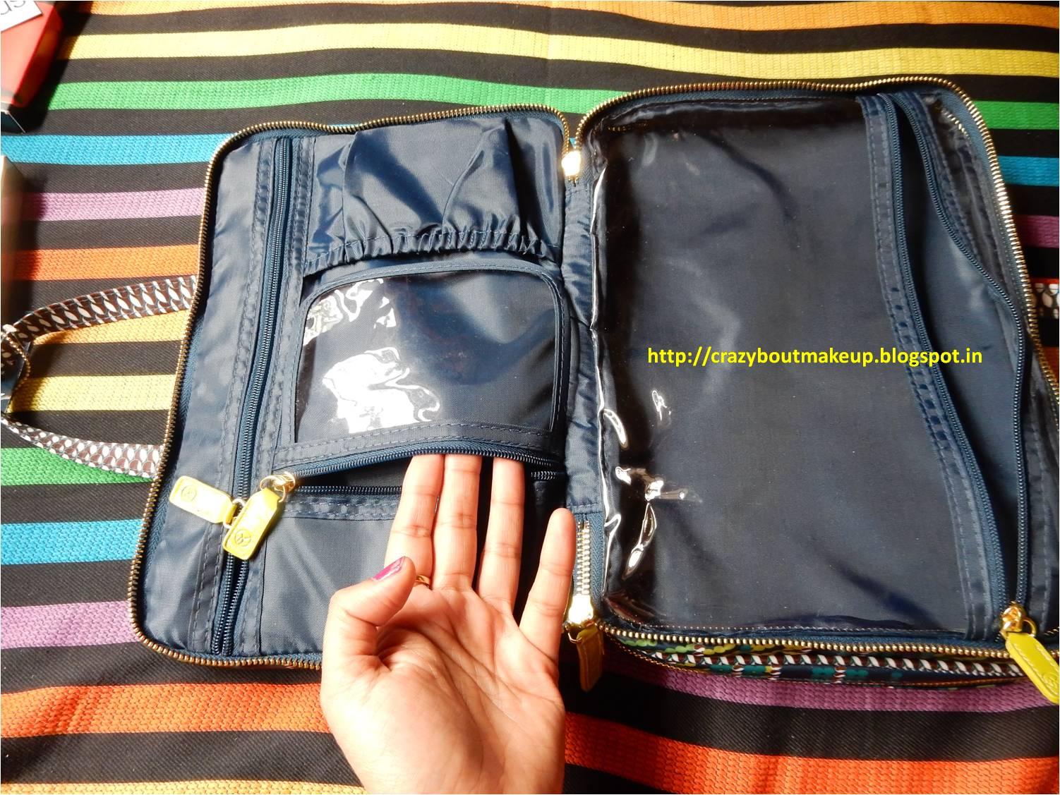Crazy Bout MAKEUP: Sonia Kashuk Weekender Makeup Bag