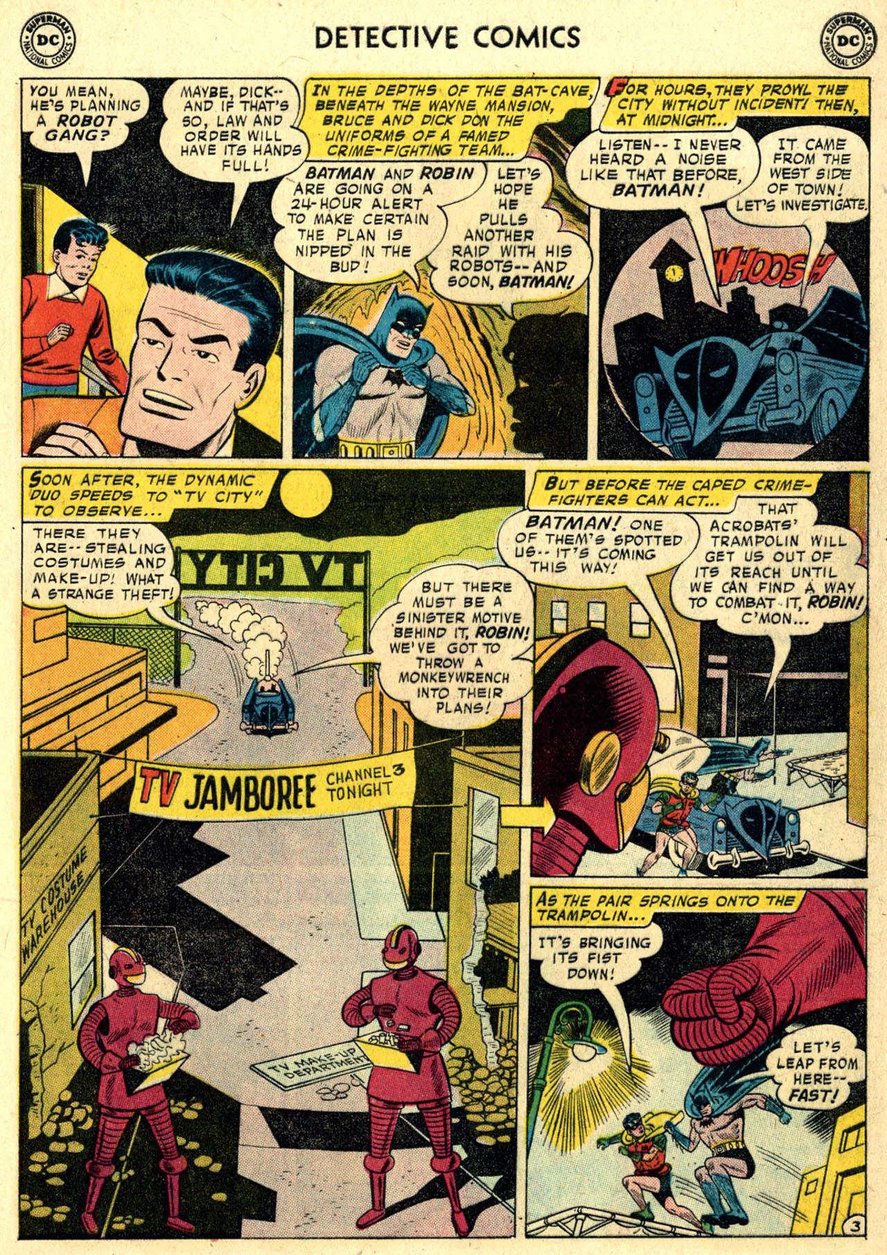Read online Detective Comics (1937) comic -  Issue #258 - 5
