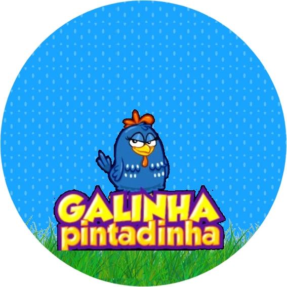 Kit Para Festa Personalizada Da Galinha Pintadinha Para Imprimir