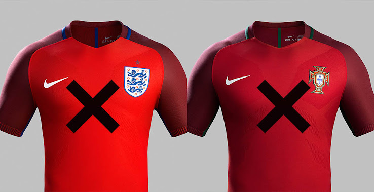 8737acef0ce4 LEAKED  Nike 2018 World Cup Kits To Feature Unique Designs - Footy ...