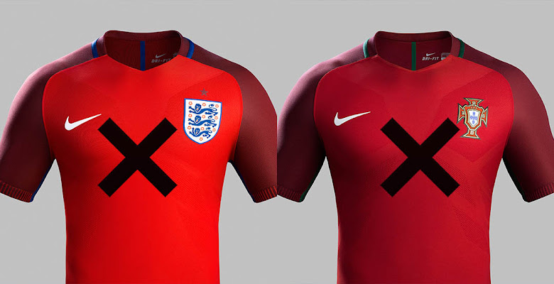 aacc045bb LEAKED  Nike 2018 World Cup Kits To Feature Unique Designs