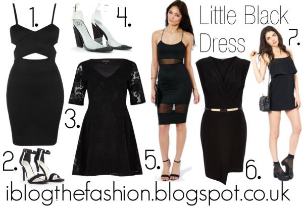 4bc12e96da2 Party Outfit Ideas - I Blog The Fashion