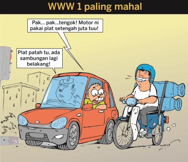 MALAYSIA IN CRISIS: Konspirasi Satria Neo WWW1 kemalangan?