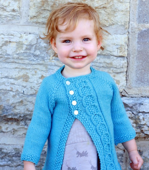 Olive You Baby - Free Knitting Pattern