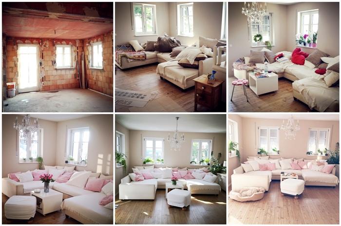 Design : Landhausstil Wohnzimmer Rosa ~ Inspirierende Bilder Von ... Landhausstil Wohnzimmer Rosa
