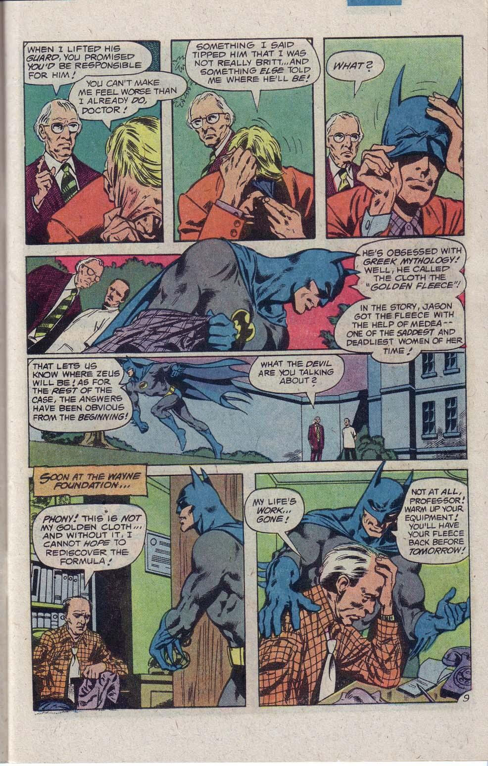 Detective Comics (1937) 491 Page 11
