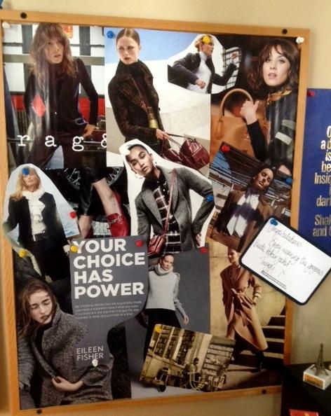 Fall 2016 fashion inspiration board