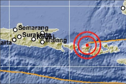 Latest After the Lombok Earthquake NTB Released by BMKG Mataram