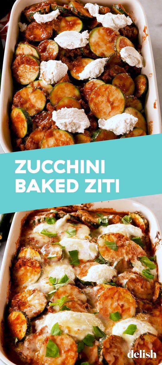 Zucchini Baked