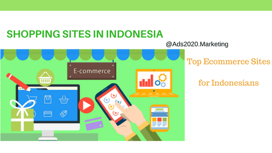 Top 10 Ecommerce shopping sites in Indonesia-560x315