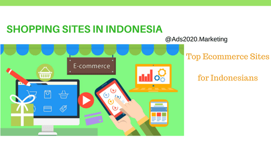 Top 10 online shopping sites in indonesia for indonesian for Top 10 retail websites