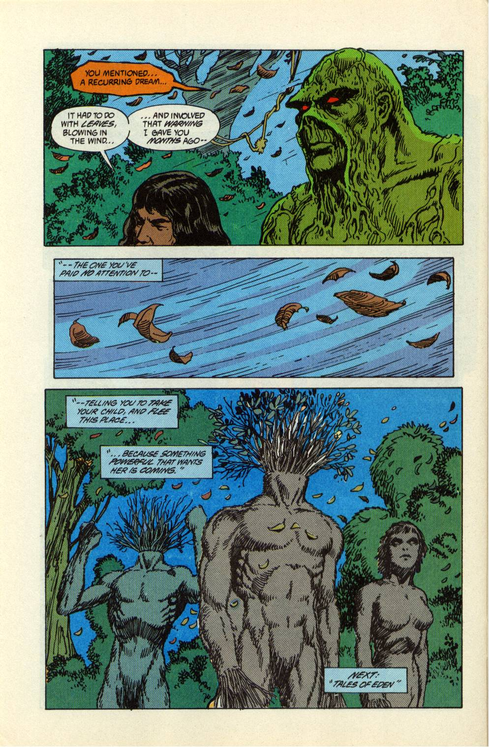 Swamp Thing (1982) Issue #99 #107 - English 25