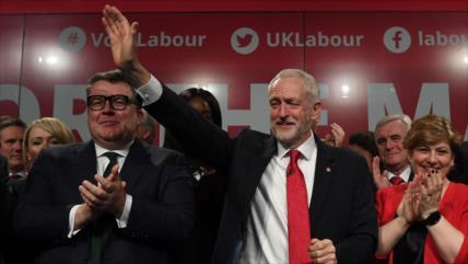 Continúa campaña electoral en Reino Unido ante comicios generales