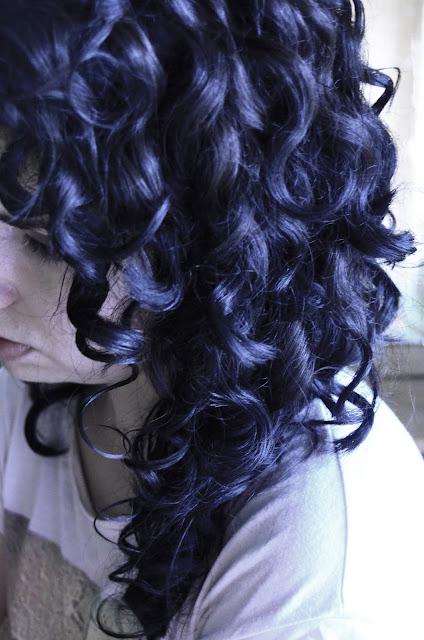 Kudłate SPA   Włosowa Aktualizacja   loki   włosy   kręcone   czarne