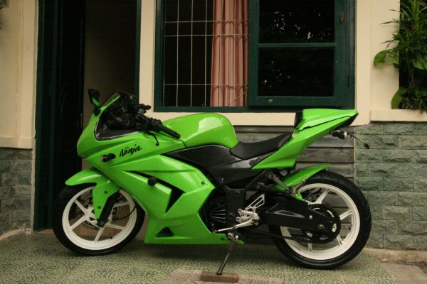 2008 kawasaki ninja 250r for sale classic and vintage motorcycles. Black Bedroom Furniture Sets. Home Design Ideas
