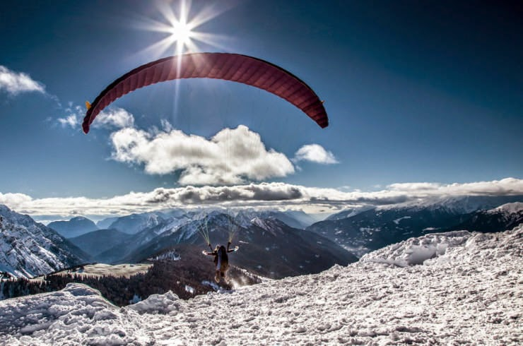 3. Seiser Alm, Dolomites, Italy - Top 10 Paragliding Sites