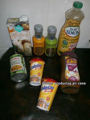 """Disfrutabox """"Una Nueva Oportunidad"""": Don simon, Litoral, Costa Eco, Eko"""