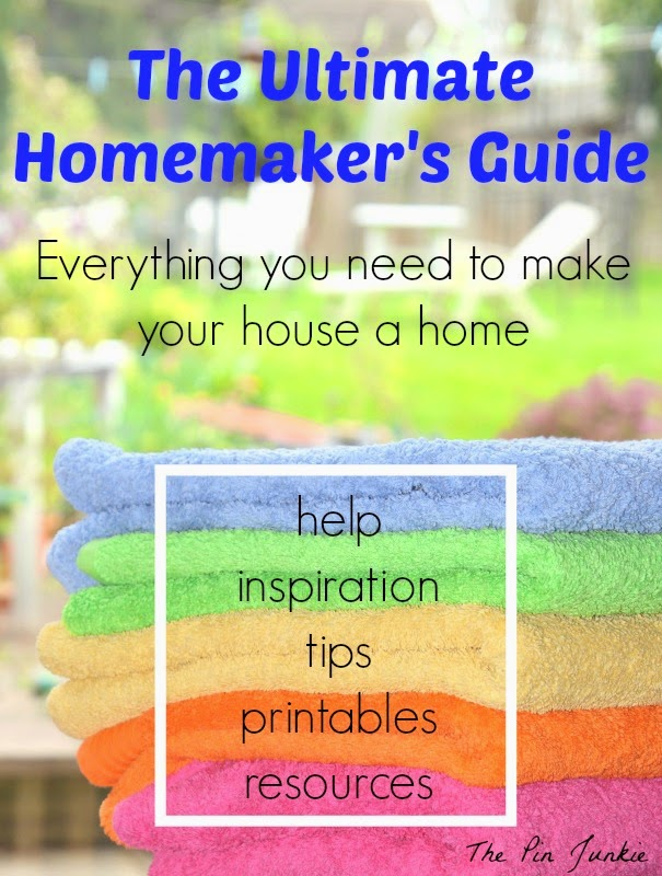 the ultimate homemaker's guide