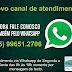 "São Gabriel Saneamento inicia atendimento via ""WhatsApp"""