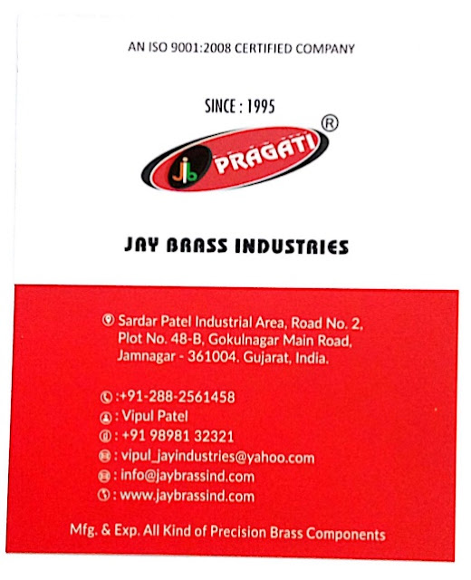 jay brass industries 9898132321