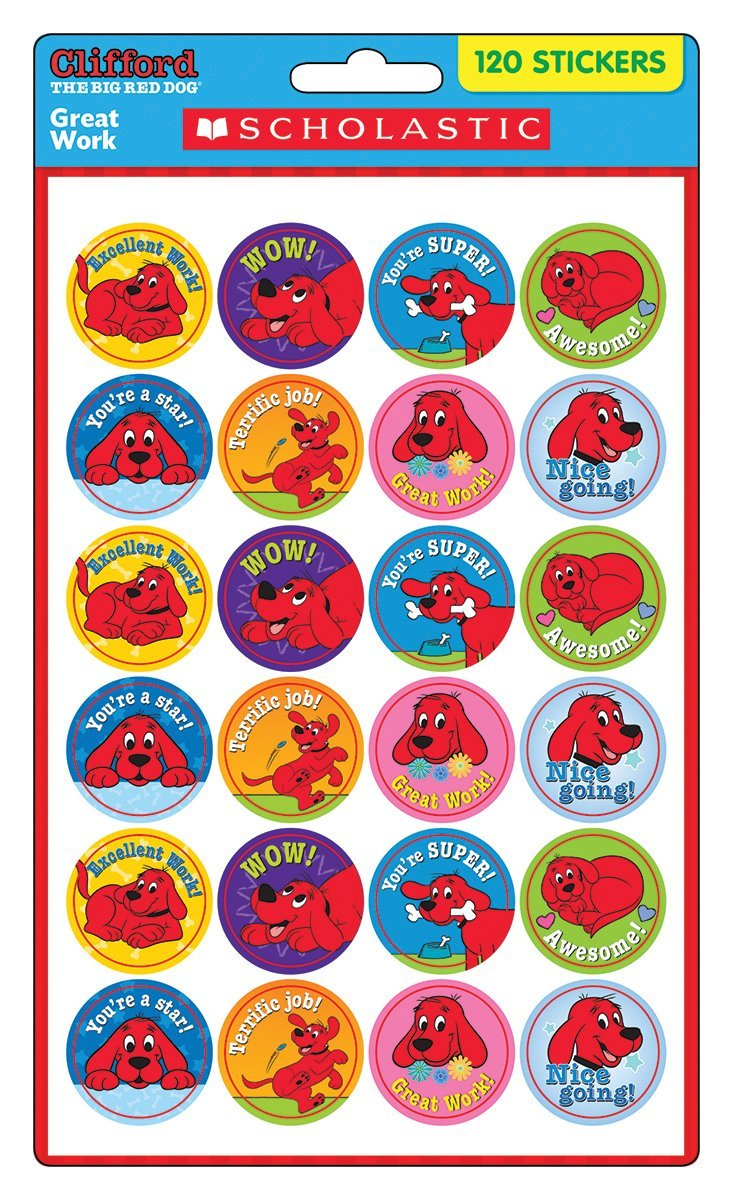 Clifford The Big Red Dog Party Ideas