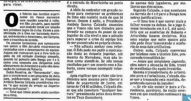 Torcidas do Vasco  RENOVASCÃO a7872801f41b6