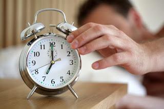 Como levantarte temprano