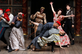 Shakespeare: Othello - Shakespeare's Globe (Photo: Simon Annand)