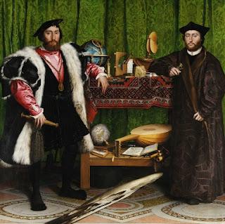 The Ambassadors oleh Hans Holbein