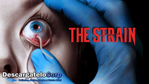 The Strain Temporada 1 HD Latino