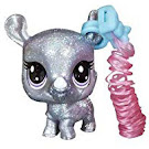 Littlest Pet Shop Series 2 Sparkle Pets Prisma Rhinostar (#2-S19) Pet