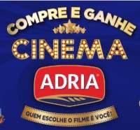 Cadastrar Promoção Cinema Adria Cookies 2018 Compre Ganhe Ingresso