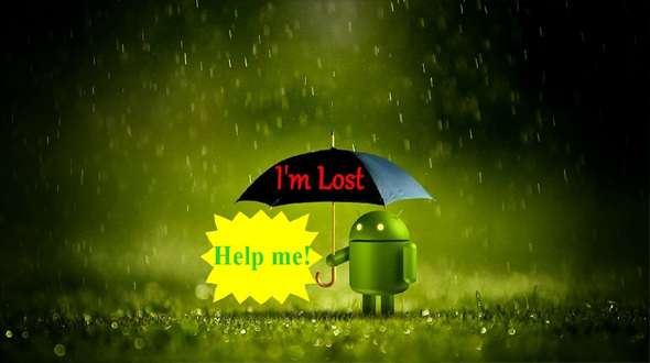 Find you Lost Android Phone