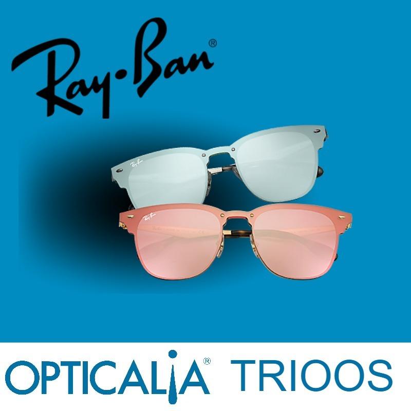 1ba3325c12 Lo nuevo de Ray ban, Blaze   El Blog de Opticalia TRIOOS